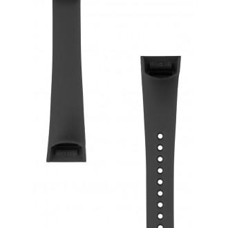 Tactical 705 Silikonový Řemínek pro Xiaomi Mi Band 4C Black