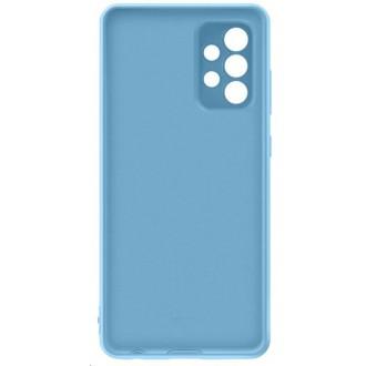 Samsung Silikonový Kryt pro Galaxy A72 Blue (EF-PA725TLE)