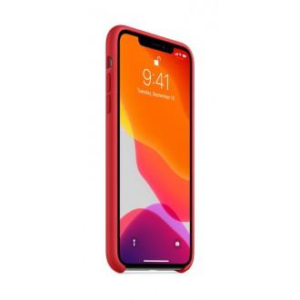 Apple Silikonový Kryt pro iPhone 11 Pro Red (EU Blister) (MWYH2ZM/A)