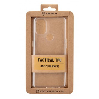 Tactical TPU Kryt pro One Plus N10 5G Transparent