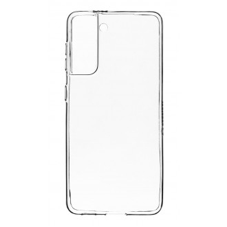 Tactical TPU Kryt pro Samsung Galaxy S21 Transparent