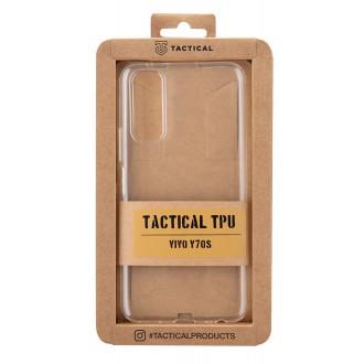 Tactical TPU Kryt pro Vivo Y70s Transparent