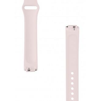 Tactical 715 Silikonový Řemínek pro Fitbit Inspire 2 Rose