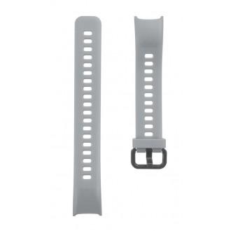 Tactical 446 Silikonový Řemínek pro Huawei Band 4 Grey