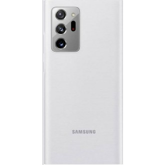 EF-NN985PSE Samsung LED Flip Cover pro Galaxy Note 20 Ultra White Silver