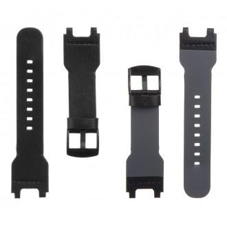 Tactical 607 Kožený Řemínek pro Xiaomi Amazfit T-Rex Black