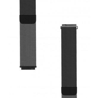 Tactical 622 Loop Magnetický Kovový Řemínek pro Xiaomi Mi Watch Black