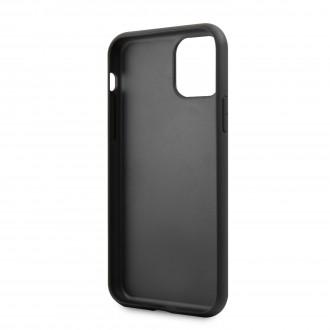 KLHCN61CSKCBK Karl Lagerfeld CardSlot Kryt pro iPhone 11 Black