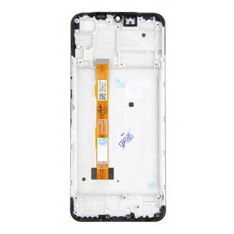 LCD Display + Dotyková Deska + Přední Kryt pro Vivo Y20s Purist Blue