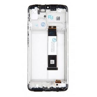 LCD Display + Dotyková Deska + Přední Kryt pro Xiaomi Poco M3 Poco Yellow