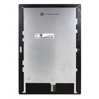 Lenovo Tab P10 LCD Display + Dotyková Deska + Přední kryt Black