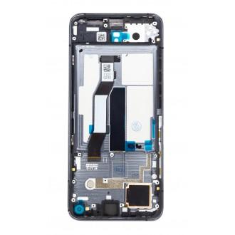 LCD Display + Dotyková Deska + Přední Kryt pro Xiaomi Mi 10T/ 10T Pro Black