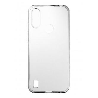 Tactical TPU Kryt pro Motorola E6i Transparent