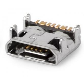 Samsung Dobíjecí microUSB Konektor pro J120,  S6810,  S7710...