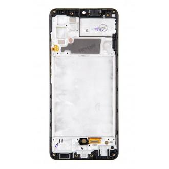LCD display + Dotyk + Přední kryt Samsung A325 Galaxy A32 4G (Service Pack)