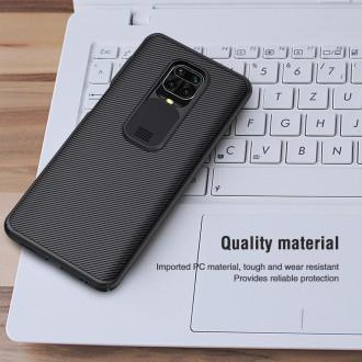 Nillkin CamShield Zadní Kryt pro Xiaomi Redmi Note 9 PRO/MAX/Note 9S Black