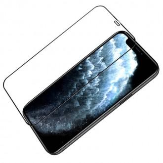 Nillkin Tvrzené Sklo 2.5D CP+ PRO Black pro iPhone 12/12 Pro