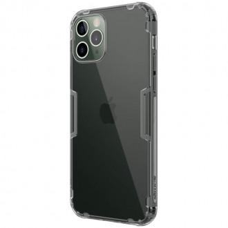 Nillkin Nature TPU Kryt pro iPhone 12/12 Pro Grey