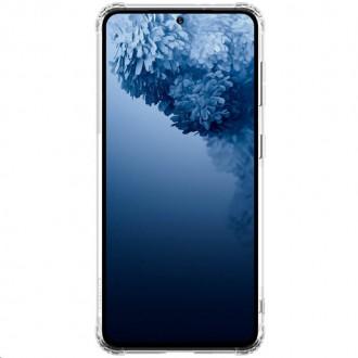 Nillkin Nature TPU Kryt pro Samsung Galaxy S21 Transparent