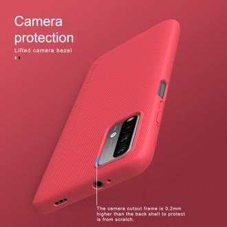Nillkin Super Frosted Zadní Kryt pro Xiaomi Redmi 9T Black