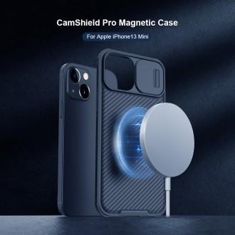 Nillkin CamShield Pro Magnetic Zadní Kryt pro iPhone 13 mini Blue