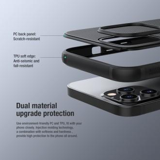 Nillkin Super Frosted PRO Magnetic Zadní Kryt pro iPhone 13 Pro Max Black